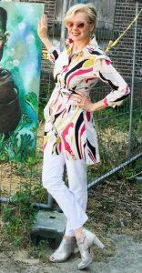 Tipy outfity na elegantné tuniky v lete